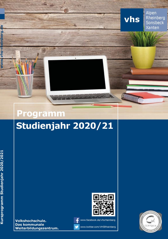 Vhs Rheinberg 2020 2